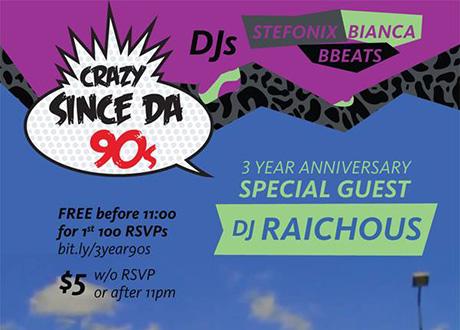 Crazy Since da 90s